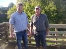 "Blair Robertson & John Wynyard at \""Moor End\"""