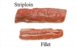 Striploin & Fillet
