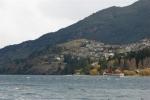 Queenstown - TSS Earnslaw steaming its way across Lake Wakatipu